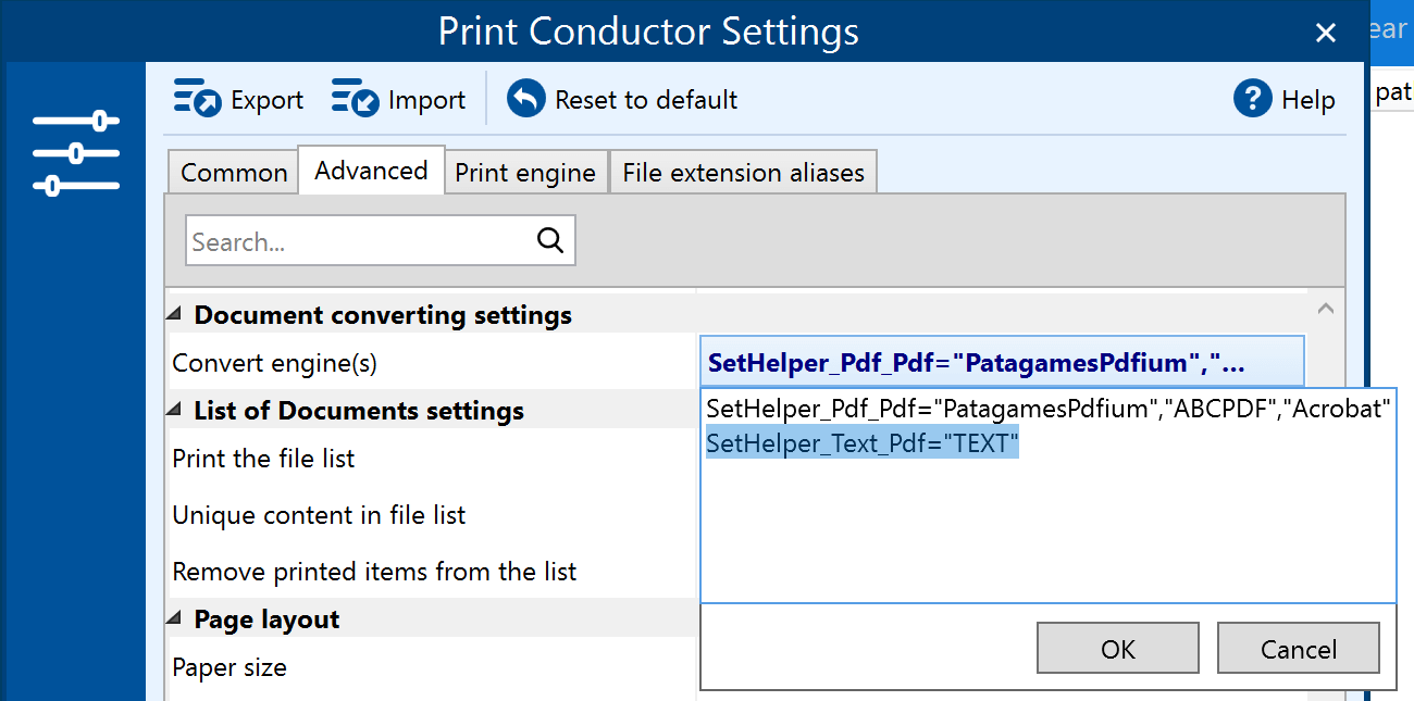Print XML and HTML as source code (plain text)